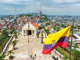 Stage en Equateur