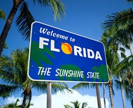 Faites votre stage en Floride