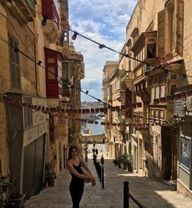 Mon job d'été à Malte 2019