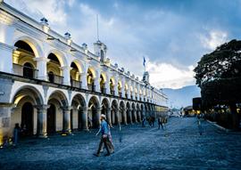 Stages au Guatemala Practicas