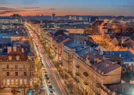Stages en Lituanie Internships in Lituania