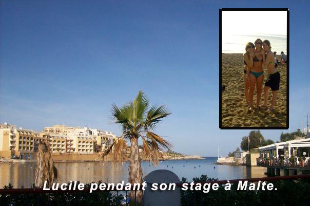 Stage à Malte