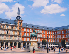 stages à Madrid