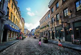 Stages au Québec