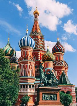 Stages en Russie internships in Russia