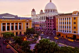 Stages au Salvador