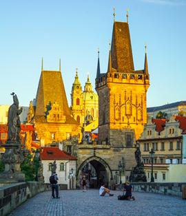 Stages en République tchèque internships Tchequia