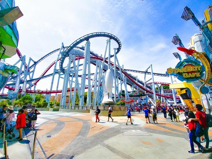 Jobs d'été dans un parc d'attractions 2021