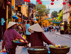 Stages au Vietnam